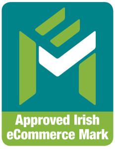 The Official mark for Irish eCommerce Sites